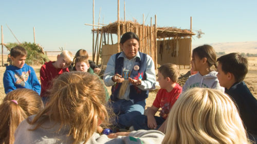 Tamástslikt Cultural Institute offers Native-taught classes and events for kids, teens and adults.