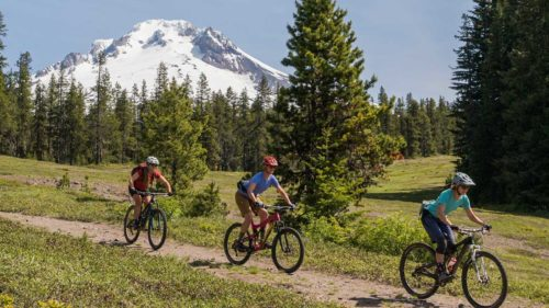 Timberline to Town by hood-gorge.com