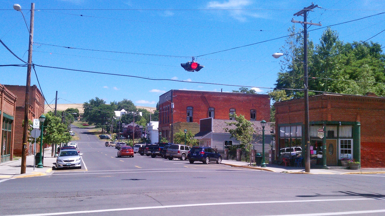 Downtown Weston