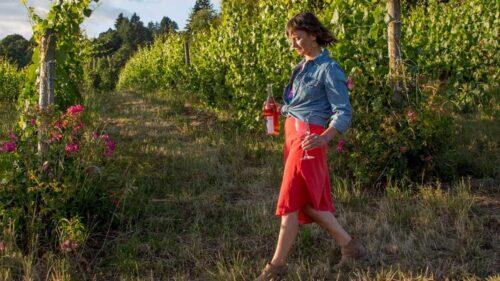 Cristina Gonzales de Gonzales Wine Company.